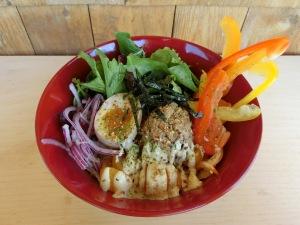 Ponzu Ramen Salad
