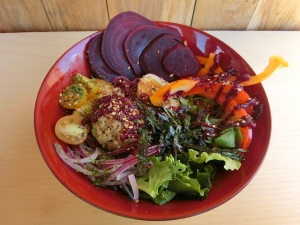 Local Maple Beet Bowl